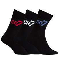 Ronaldo Socks - 3-Pack - Black