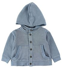 En Fant Cardigan - Dusty Blue
