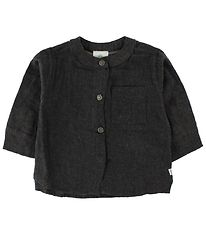 En Fant Shirt - Charcoal w. Pocket
