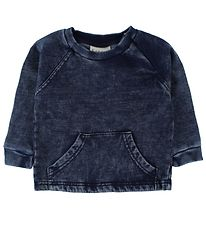 Fixoni Sweatshirt - Dark Denim