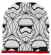 adidas Performance Beanie - White/Red w. Stormtroopers