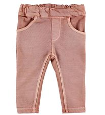 Small Rags Leggings - Rose