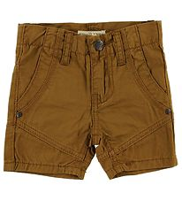 Small Rags Shorts - Brown