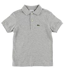 Lacoste Polo - Grey Melange