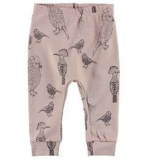 Fixoni Leggings - Elemental - Rose w. Birds