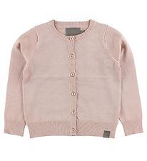 Creamie Cardigan - Knitted - Light Rose