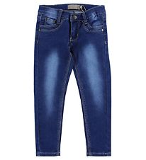 Creamie Jeans - Blue Denim
