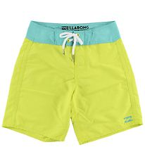Billabong Swim Trunks - All Day - Lime