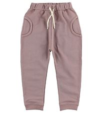 Minipop Trousers - Rose