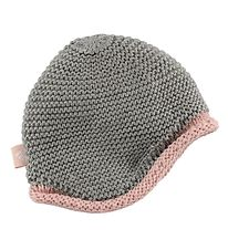 adidas Performance Hat - Knitted - Grey/Pink