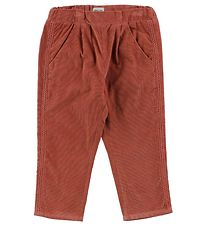 Mini A Ture Trousers - Corduroy - Dusty Red