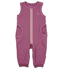 Katvig Romper - Dusty Purple