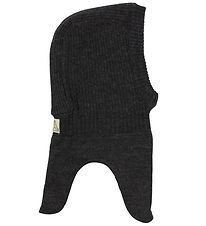 Nordic Label Balaclava - Wool/Cotton - Charcoal