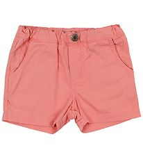 Wheat Shorts - Coral