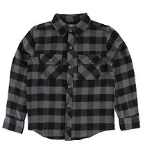 Billabong Shirt - Charcoal/Black Check