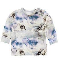 Freds World Blouse - Ivory w. Icebergs