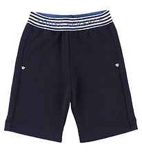 Young Versace Shorts - Sweat - Navy