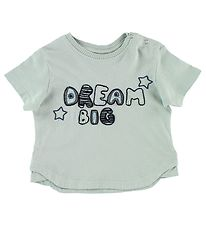 Noa Noa Miniature T-shirt - Dusty Blue