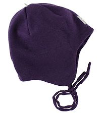 Reima Baby Hat - Wool/Cotton - Auva - Plum