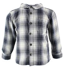 Fixoni Shirt - Grey Check