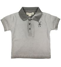 Small Rags Polo - Gary - Grey