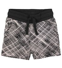 Small Rags Shorts - Gary - Charcoal Pattern