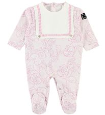 Young Versace Jumpsuit - Pink w. Print