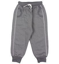 Katvig Sweatpants - Baggy - Dark Grey Melange