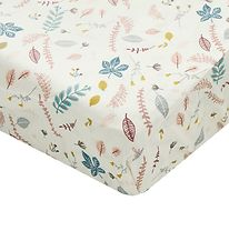 Cam Cam Chaging Pad Cover - Pressed Leaves Rose