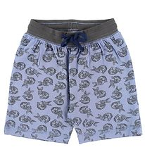 BombiBitt Shorts - Blue w. Rabbits