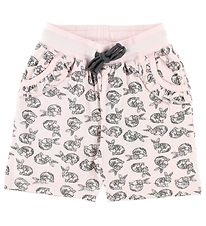 BombiBitt Shorts - Rose w. Rabbits