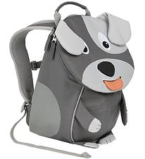 Affenzahn Backpack - Small - David Dog - Grey