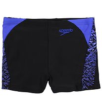 Speedo Swim Pants - Boom Splice - UV50 - Black/Blue