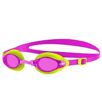 Speedo Swim Goggles - Pink/Lime