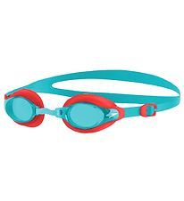 Speedo Swim Goggles - Turquoise/Red