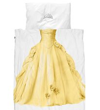 SNURK Duvet Cover - Adult - Yellow Princess