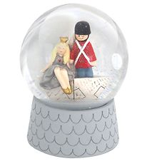 Kids by Friis Snow Globe - D:11 cm - The Steadfast Tin Soldier