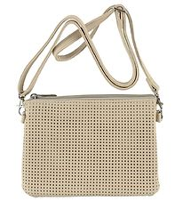 Petit by Sofie Schnoor Shoulder Bag - Beige w. Pointelle