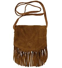 Petit by Sofie Schnoor Shoulder Bag - Brown w. Fringes