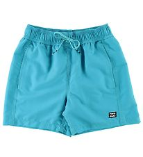 Billabong Swim Trunks - All Day Layback - Turquoise