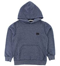 Billabong Hoodie - All Day - Blue Melange