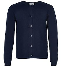 The New Cardigan - Basic - Navy Knit