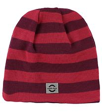 Mikk-Line Hat - Bordeaux/Raspberry