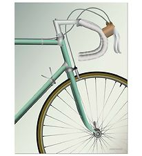 Vissevasse Poster - 30x40 - Racing Bicycle