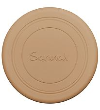 Scrunch Frisbee - Silicone - D18 cm - Brown