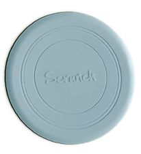 Scrunch Frisbee - Silicone - D18 cm - Light Blue