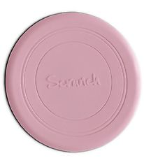 Scrunch Frisbee - Silicone - D18 cm - Pink