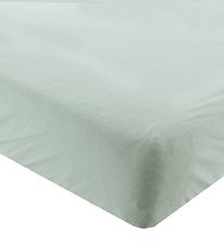 Nørgaard Madsens Bed Sheet - 90x200 - Dusty Blue