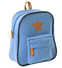 Smallstuff Backpack - Blue w. Star