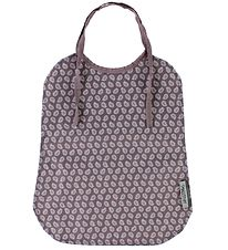 Smallstuff Bib - Large - Dusty Purple